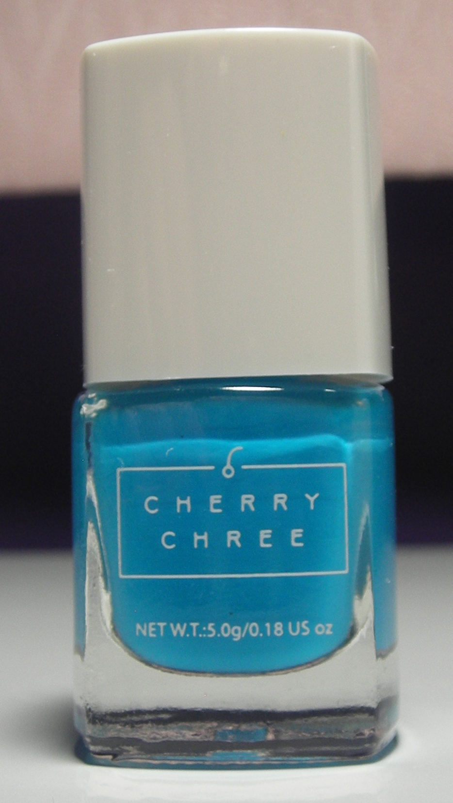 Cherry Chree No Name Blue Mini From Nails And A Westie S Destash