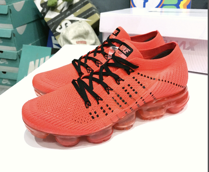 cad1806e19 BRAND NEW CLOT X NIKE AIR VAPORMAX FLYKNIT CRIMSON RED BLACK on Storenvy