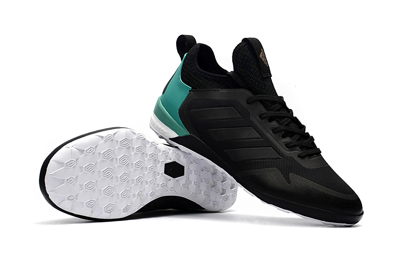 online store 31964 8e032 Adidas Cleats adidas ACE Tango 17+ Purecontrol IC Jade Green Black sold by  cleatssale4A