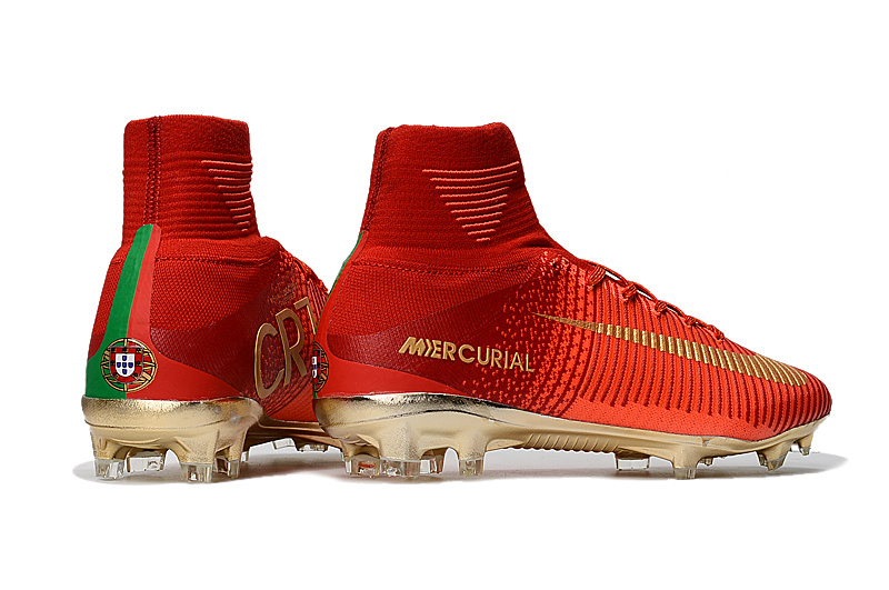 the latest 4744e fb6f0 Cheap 20nike 20mercurial 20superfly 20v 20cr7 20fg 20champions 20gold  20red937 small