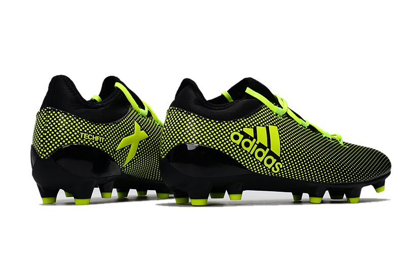 promo code e38c5 0a758 Adidas Cleats Adidas X17.1 FG Green Black sold by cleatssale4A