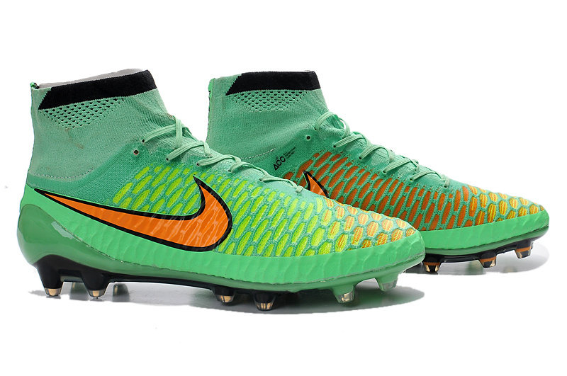6dd3f564356 ... Nike 2016 Magista Obra FG ACC Football Shoes White Gold  Cheap 20nike  20magista 20obra 20fg 20with 20acc 20orange 20grass 20green3755 small ...