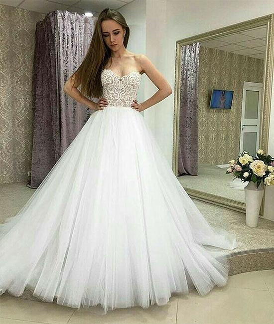 Tulle Ball Gown Wedding Dress: Charming Wedding Dress, Tulle Ball Gown Wedding Dresses