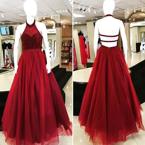 3029348fe79 E391 20charming 20prom 20dress 2c 20sexy 20burgundy 20prom 20dresses 2c  20backless 20evening 20party 20dress 2c 20tulle