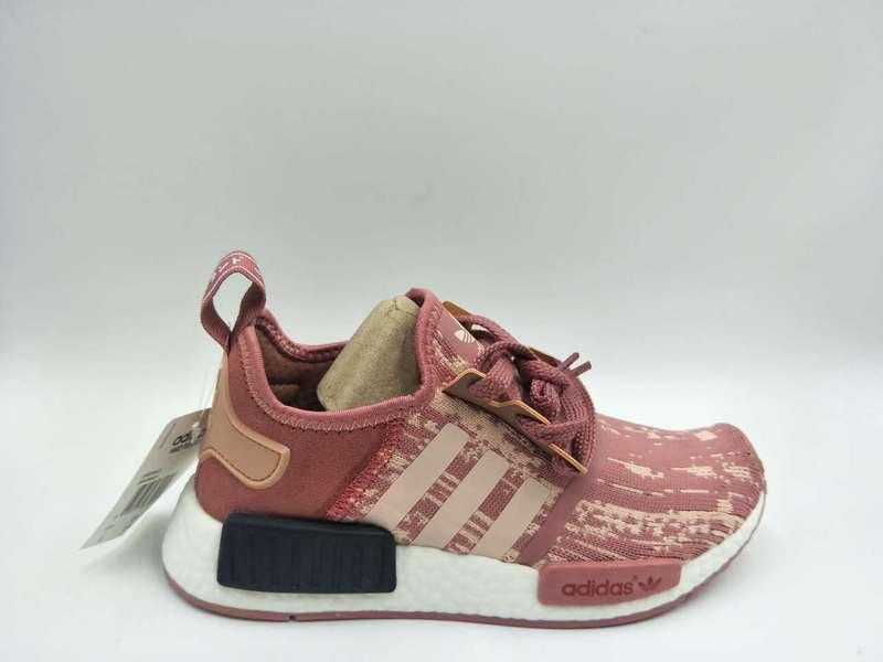 81d4c73fae3ec Fashion Adidas NMD R1 Raw rose red Women casual shoes · BELLDRESS ...