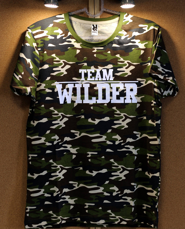 8c38666f685b Deontay Wilder Shirt, Bomb Zquad Tshirt, Boxing Camo Tshirt Deontay ...