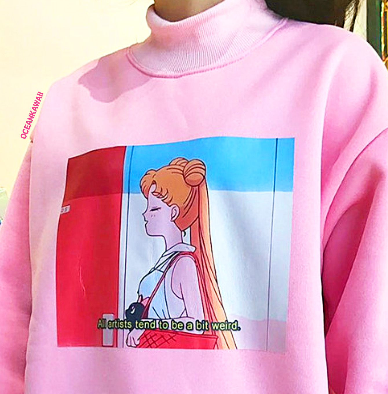 Sailor Moon Sweater AdiTP