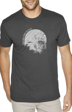 Glow In The Dark Skull T Shirt On Storenvy