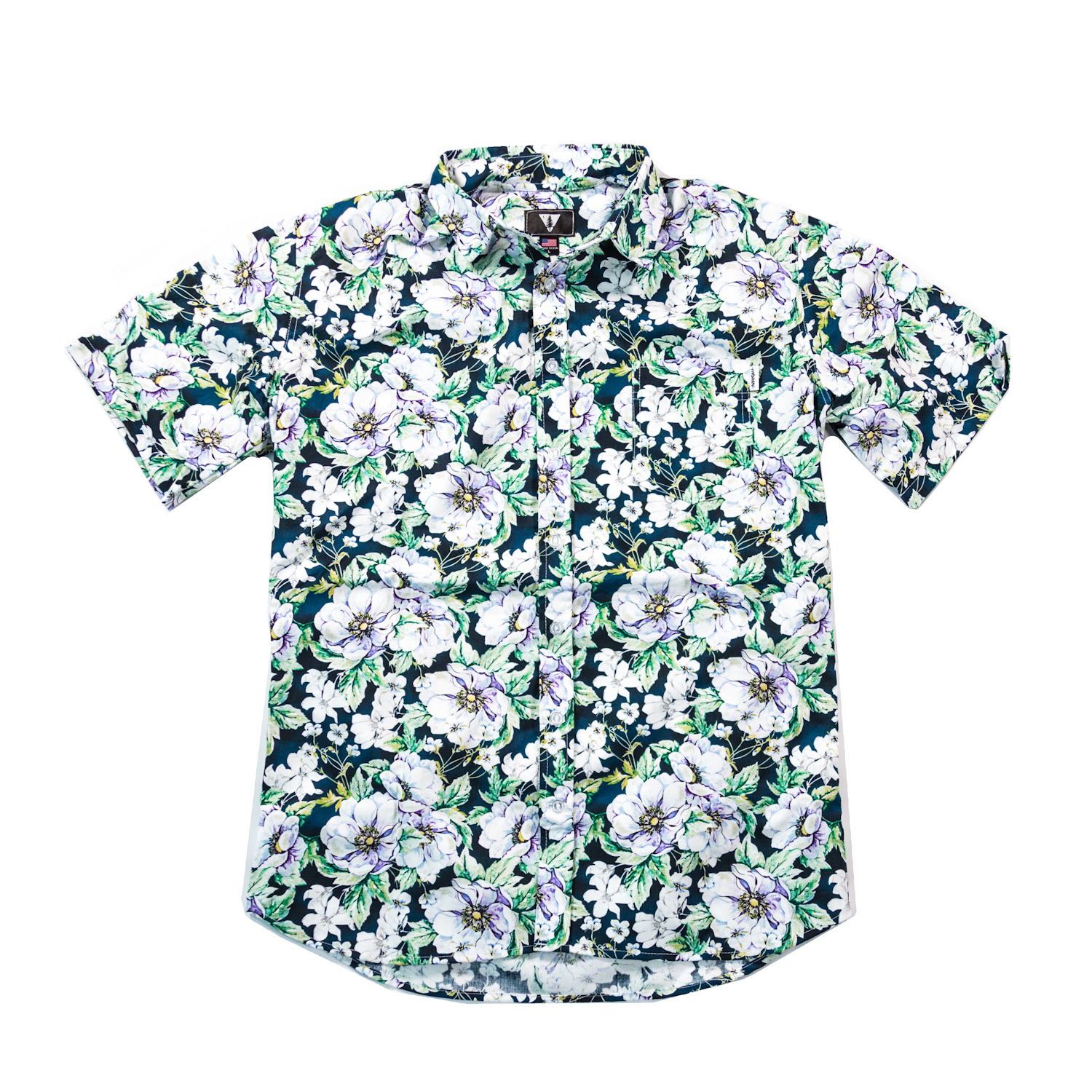 cdbf05ce4 Vintage Floral S S Button-Up Shirt on Storenvy