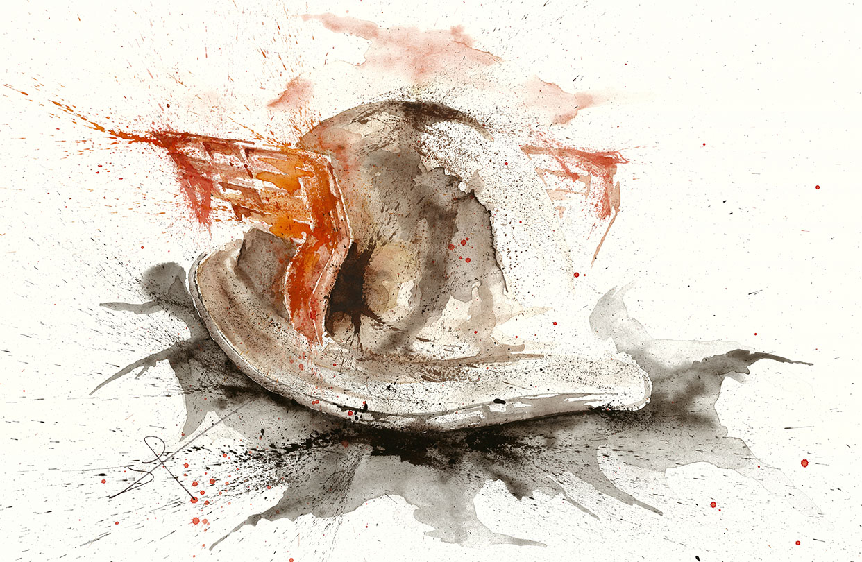 Jay Garrick Flash Print Jaco Tartaruga Artist Online Store