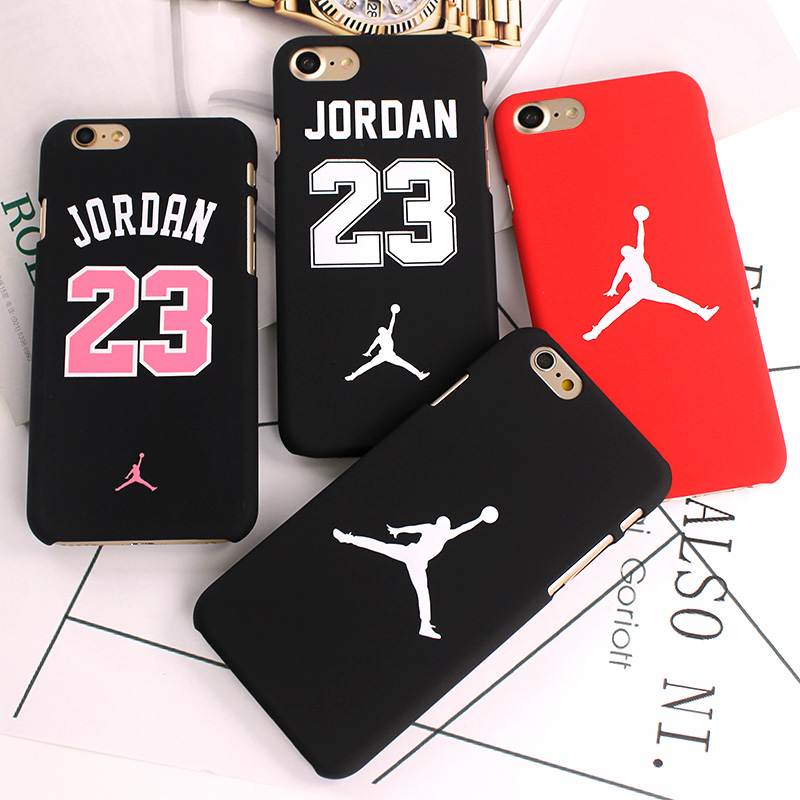 sneakers for cheap 5f33b 00852 Matte Case For iPhone 7 6 6S Plus Hard Plastic Back Cover Jordan Case For  iphone 8 7 Plus 6 6s Plus 5s SE Cover