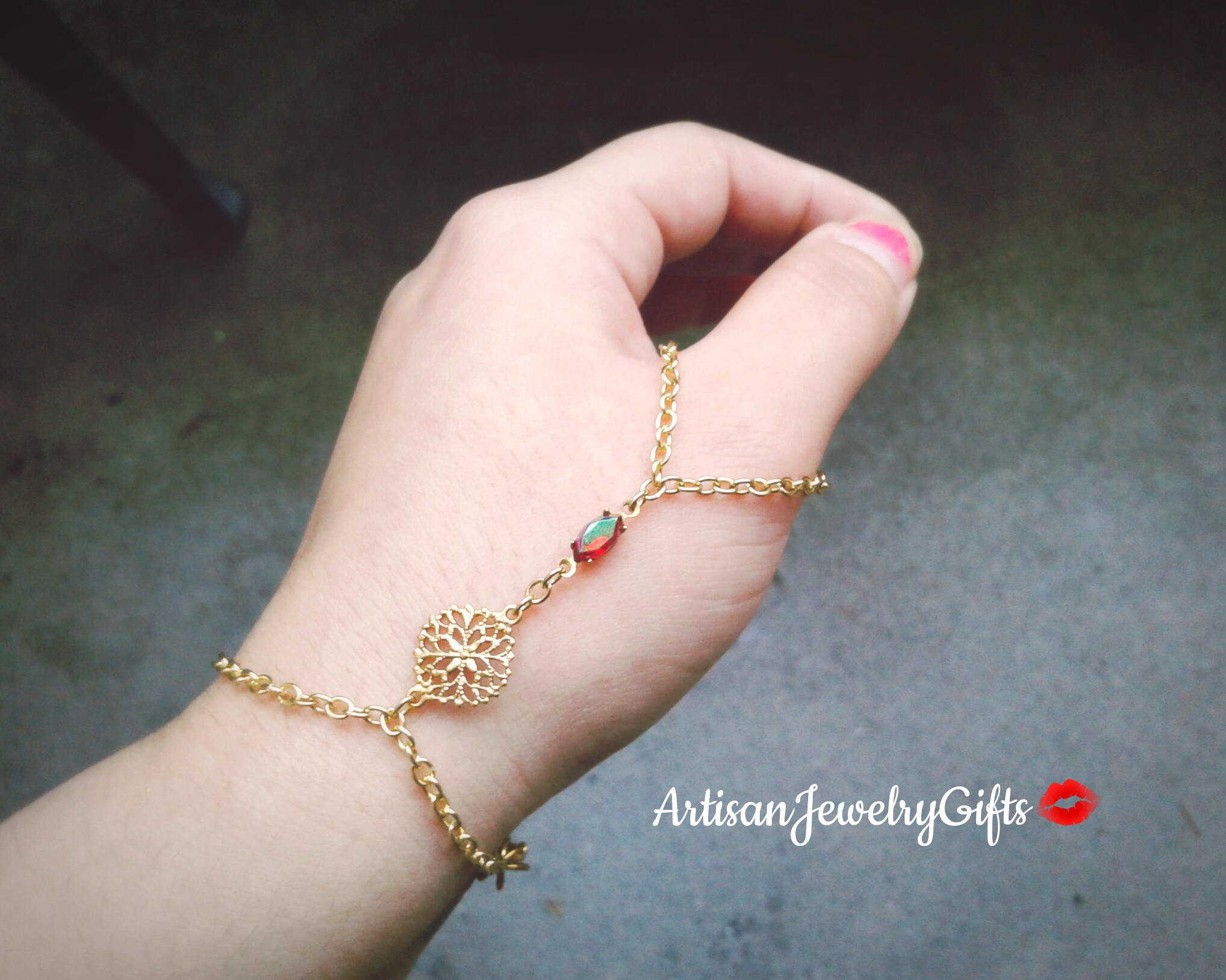 Buy Slave Boho hand jewelry picture trends