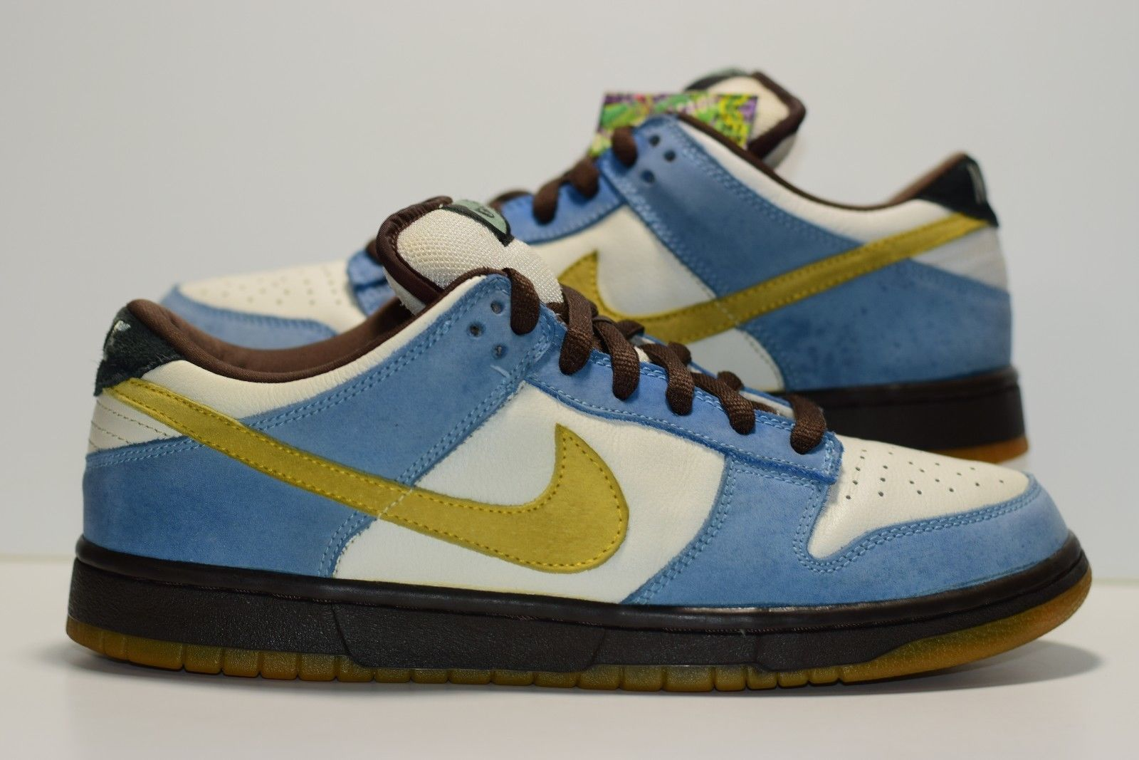 brand new eec15 13fe8 Size 10  2004 Nike Dunk Low Pro SB HOMER Authentic 304292-173 - Thumbnail  ...
