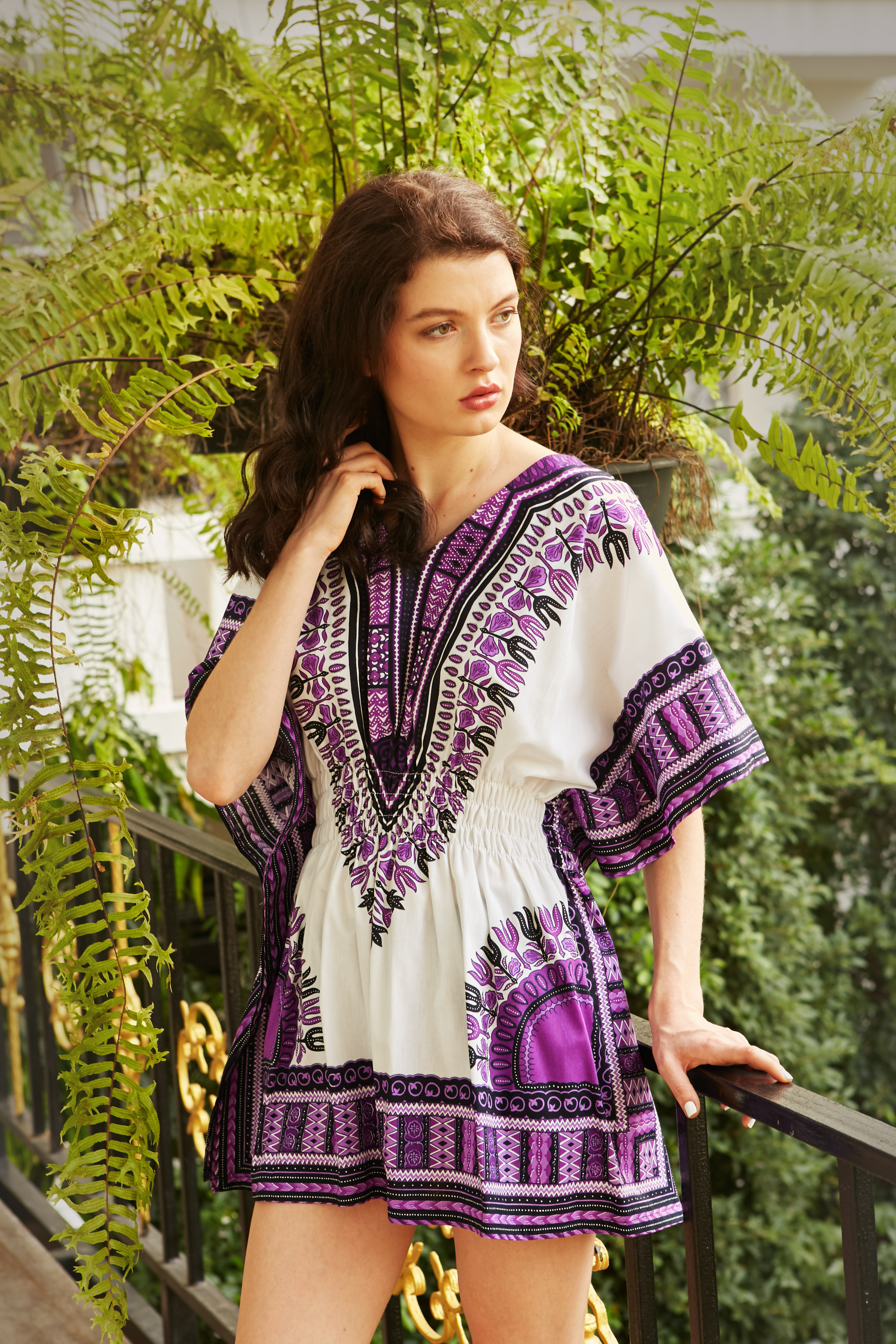 bohemian dress boho dress hippie dress coachella dress
