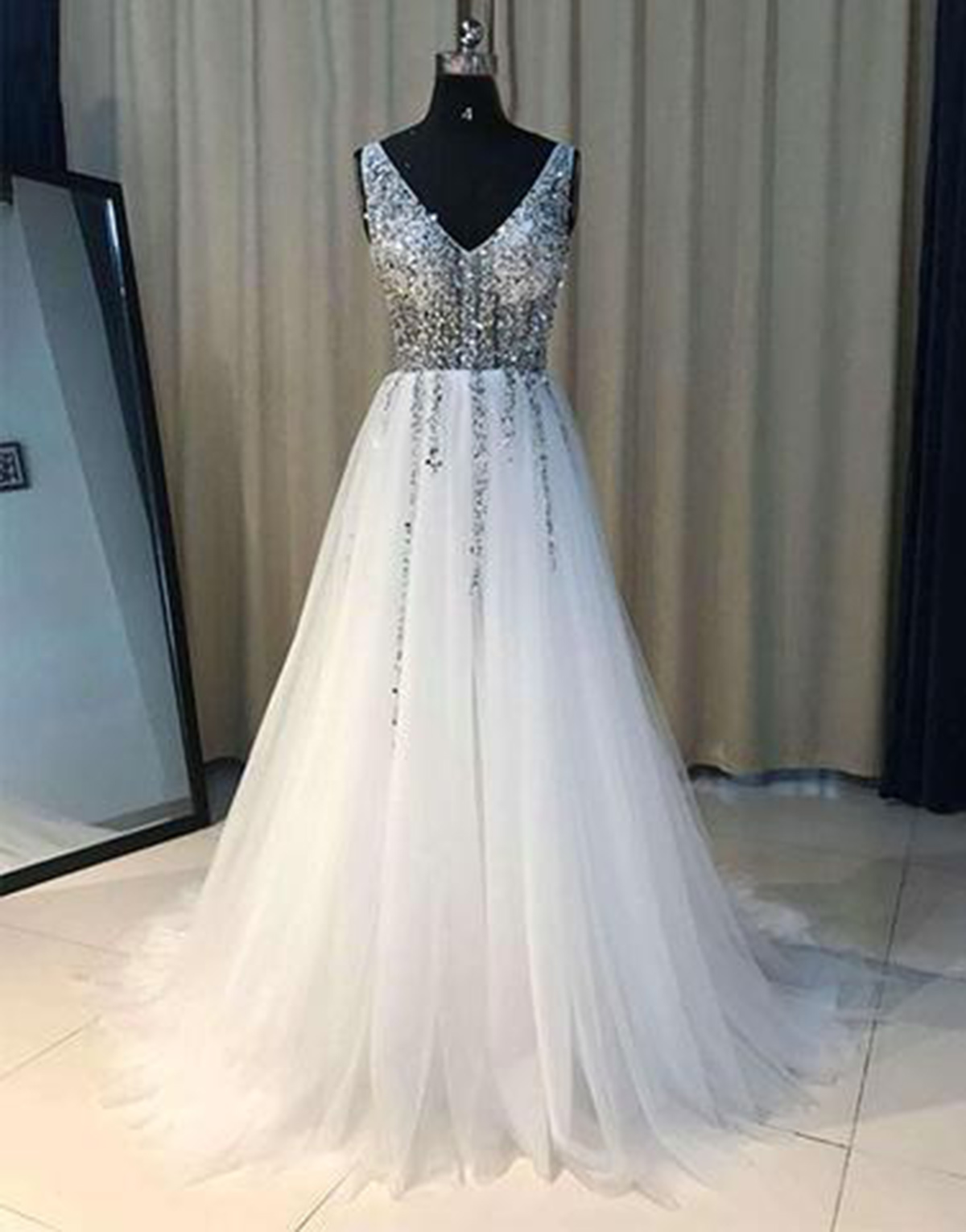 Winter Formal Dresses with Lace