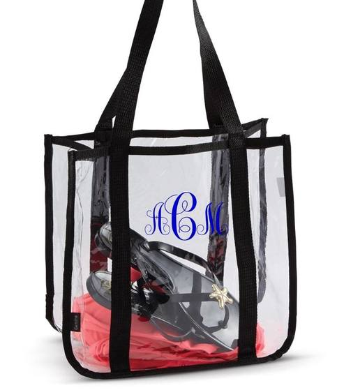 3aeffb8bdad0 Clear Stadium Purse With Fringe | Stanford Center for Opportunity ...