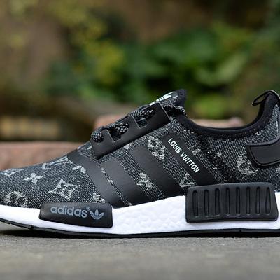 a579f2f63d2 Supreme x Louis Vuitton x Adidas NMD R1 Sneakers Cheap NMD R1