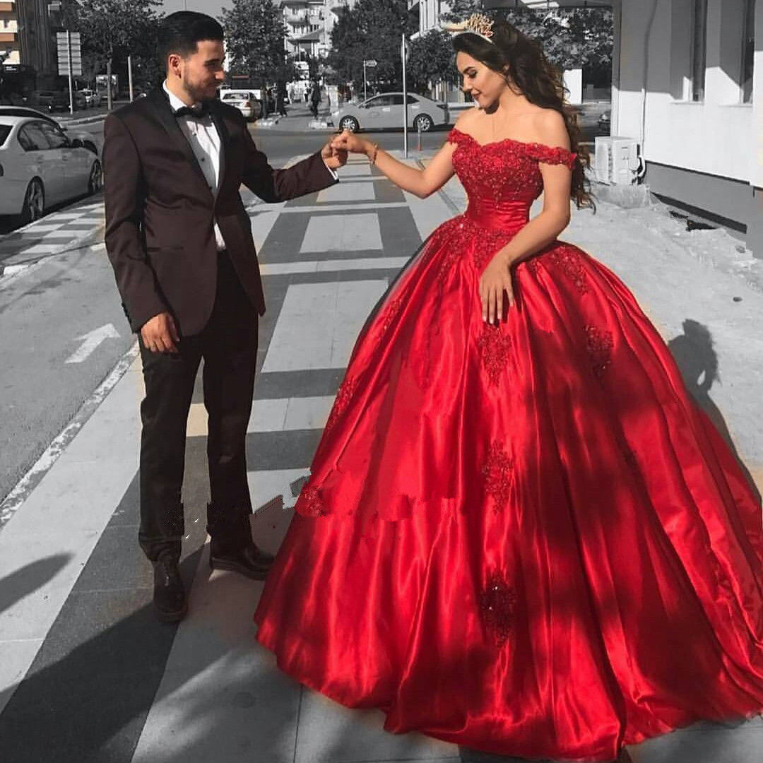 Off the Shoulder Satin Prom Dress,Long Evening Dress,Evening Dress ...
