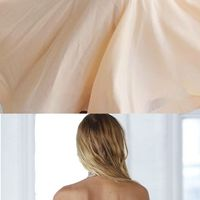 27316eb68 ... Sexy Halter Short Rose Gold Sparkly Homecoming Dress/Cocktail Dress  under 100 - Thumbnail 2 ...