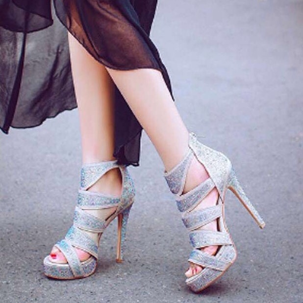 Shining Sexy On Sale Cheap High Heels Evening Party Women Shoes Fs102 Fashiongirlshoes Online Store Powered By Storenvy