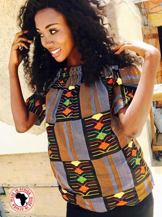 e2fa261c002135 Ankara Off Shoulder Tops FREE SHIPPING · Made In Africa Exports ...