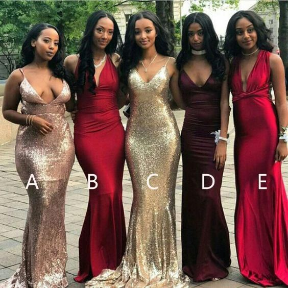 2018 Black Girl Prom Dress Sexy Prom Dress Affordable Popular Sexy