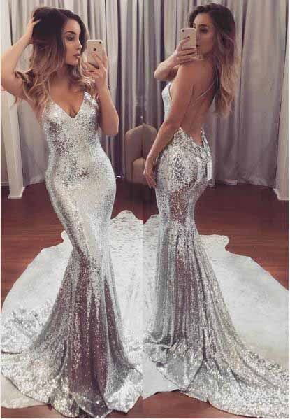 Prom Dresses with Bling