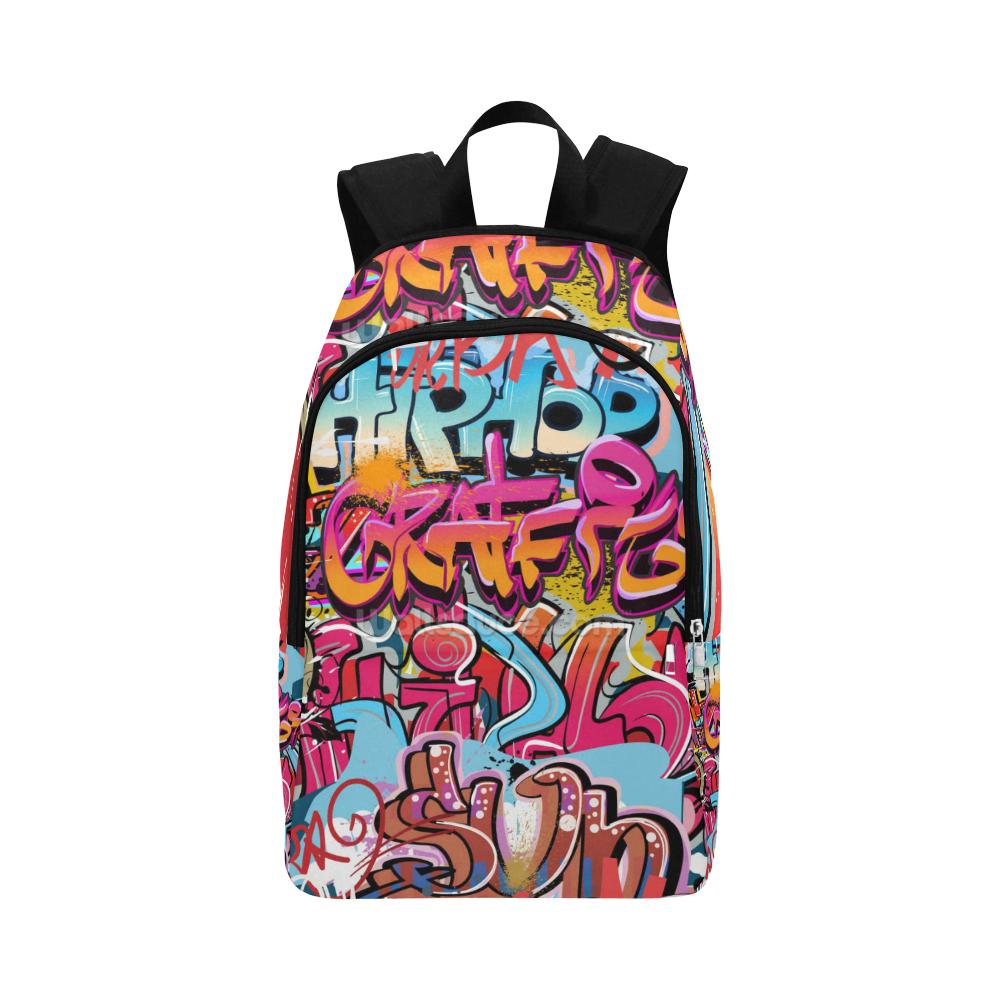 90s Graffiti Backpack on Storenvy d8ec8ebc2e54f