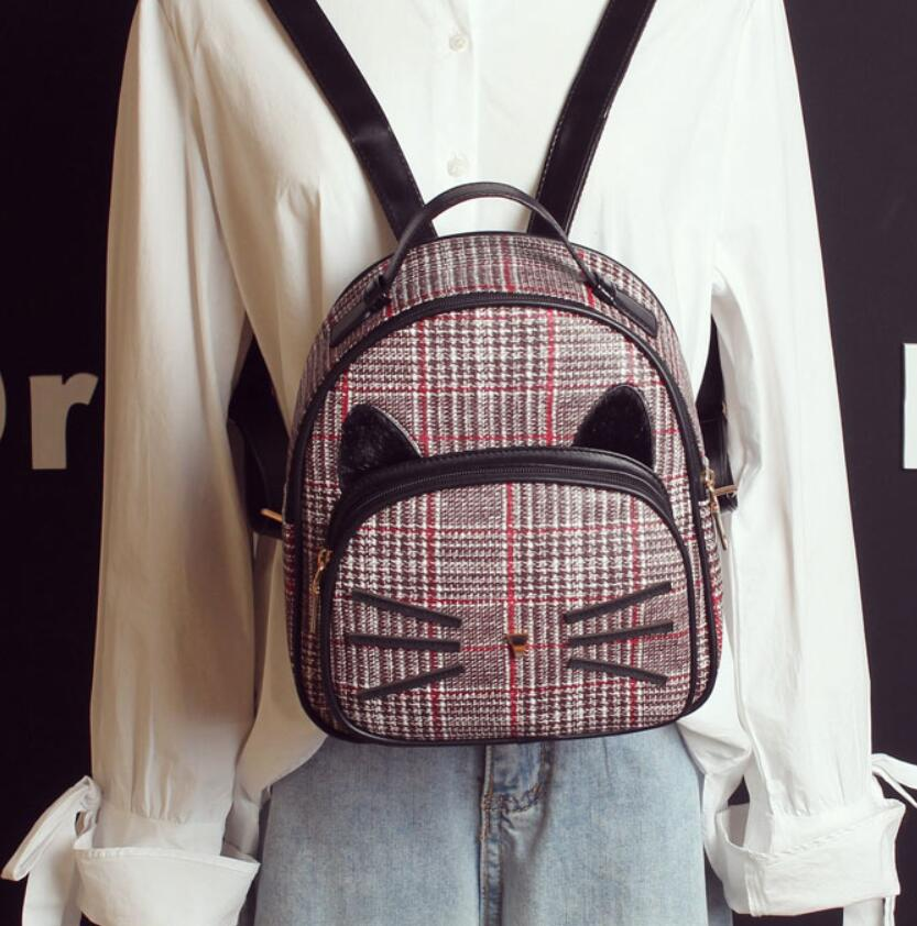 17a2321593ac Cute Cat Mini Backpack · KOSMUI · Online Store Powered by Storenvy