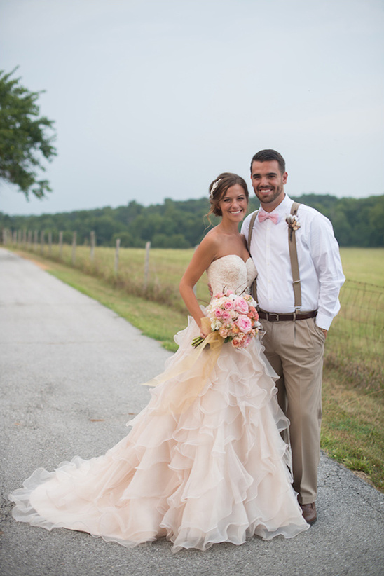 2018 Modest Country Wedding Dress Sweetheart Lace Top Tulle Ruffles