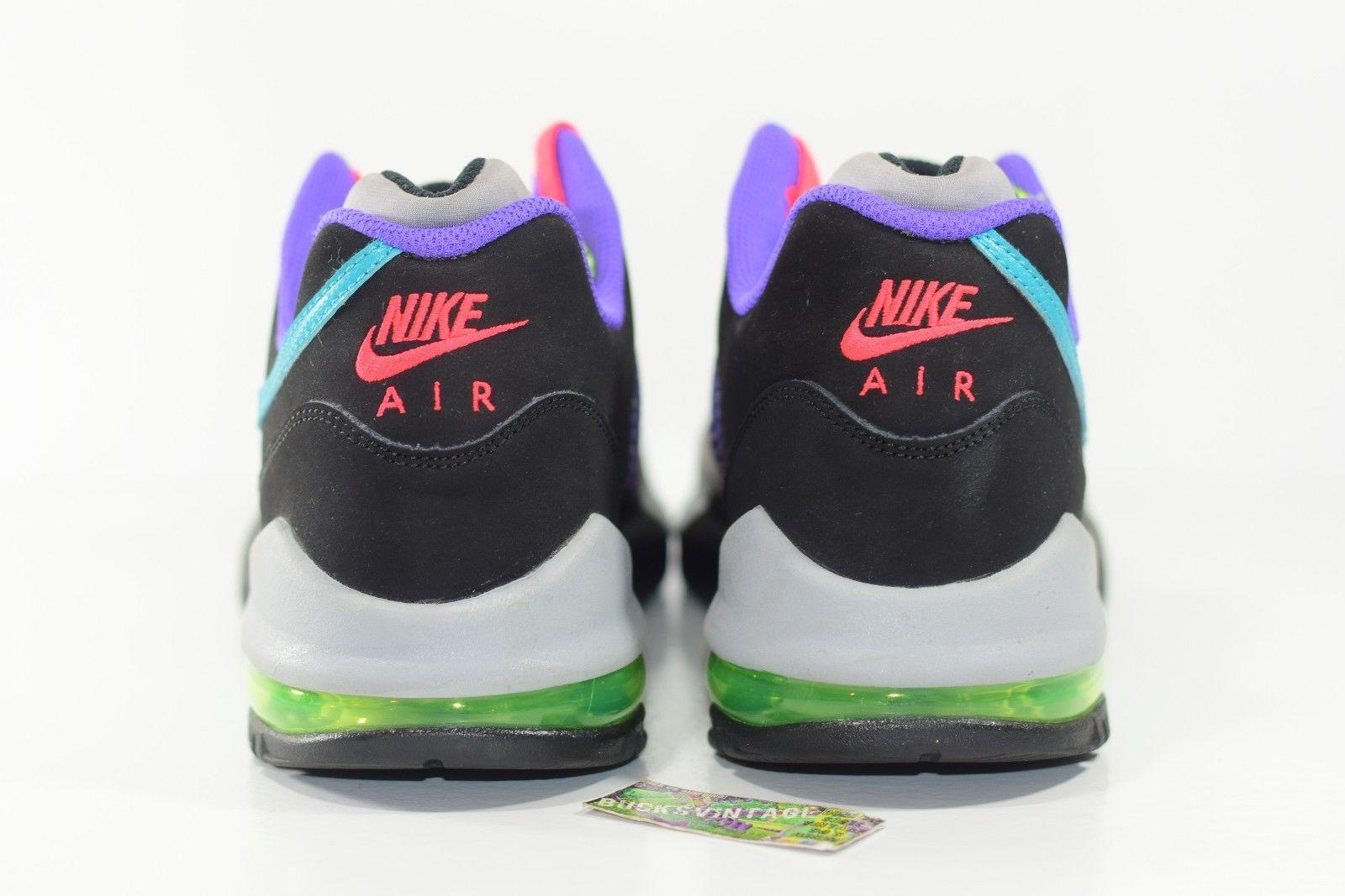 on sale 8a2b4 840b2 ... Size 9   2013 Nike Air Max 360 Trainer Bo Jackson Unreleased Promo  Sample Neon ...