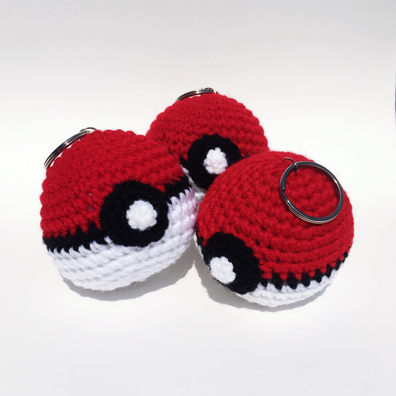 Crochet Amigurumi Pokball Kadeations Online Store Powered By