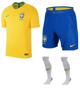 check out 314e1 17c29 NEW neymar jr # 10 brasil sets for kids soccer jersey cup russia 2018 sold  by DominicStyle