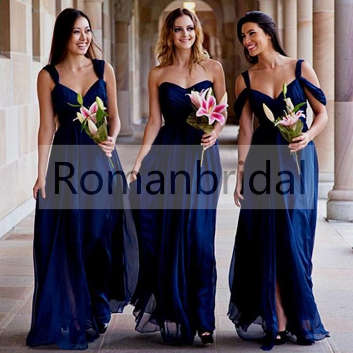 b5ee556747b Long Bridesmaid dress