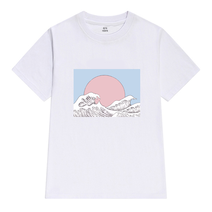 PASTEL T-SHIRT tumblr aesthetic grunge 90s cute harajuku from 404 ERROR