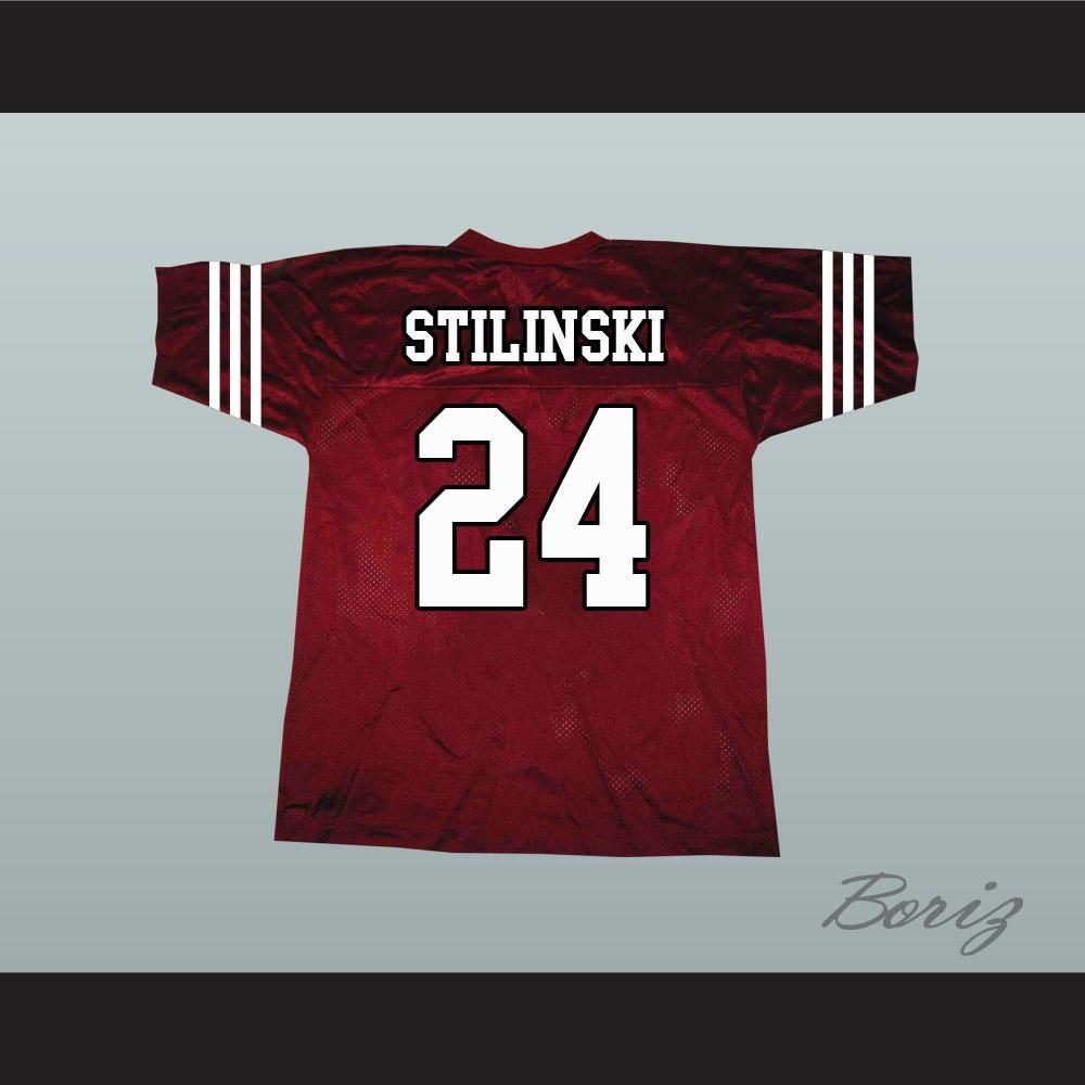Stiles Stilinski 24 Beacon Hills Lacrosse Jersey Teen Wolf ...