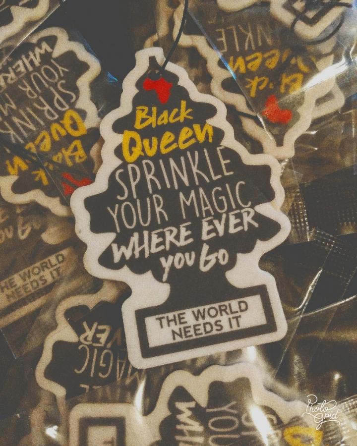 5556ea46 Black Girl Magic Air Fresheners · THE UNIVERSITY CLOSET, LLC ...