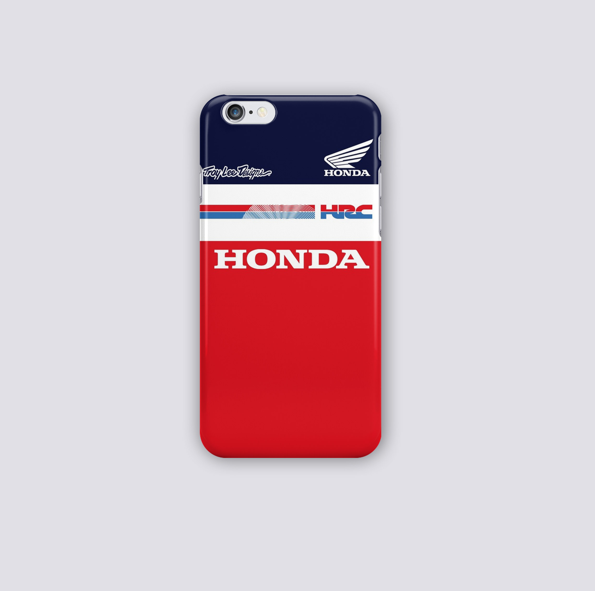 Troy Lee Designs Team Honda Hrc Iphone And Samsung Cases Heryu