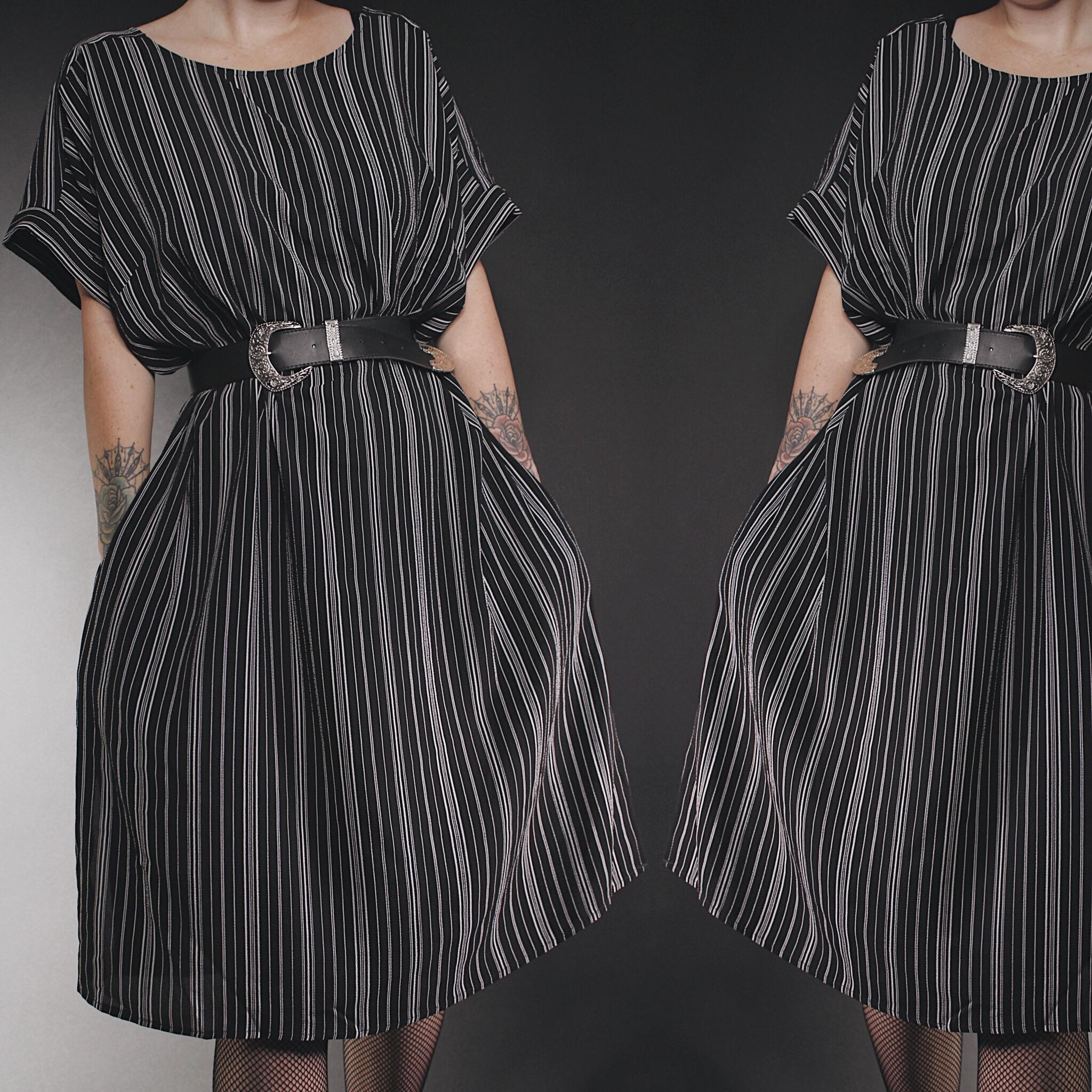 a3cc07e9371 RESERVED FOR RACHEL S. - Vintage 80s Skellington Midi Dress · Last ...