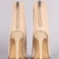 23311cea5b9f ... Liliana Beads Trim Pointy Toe Stiletto Booties