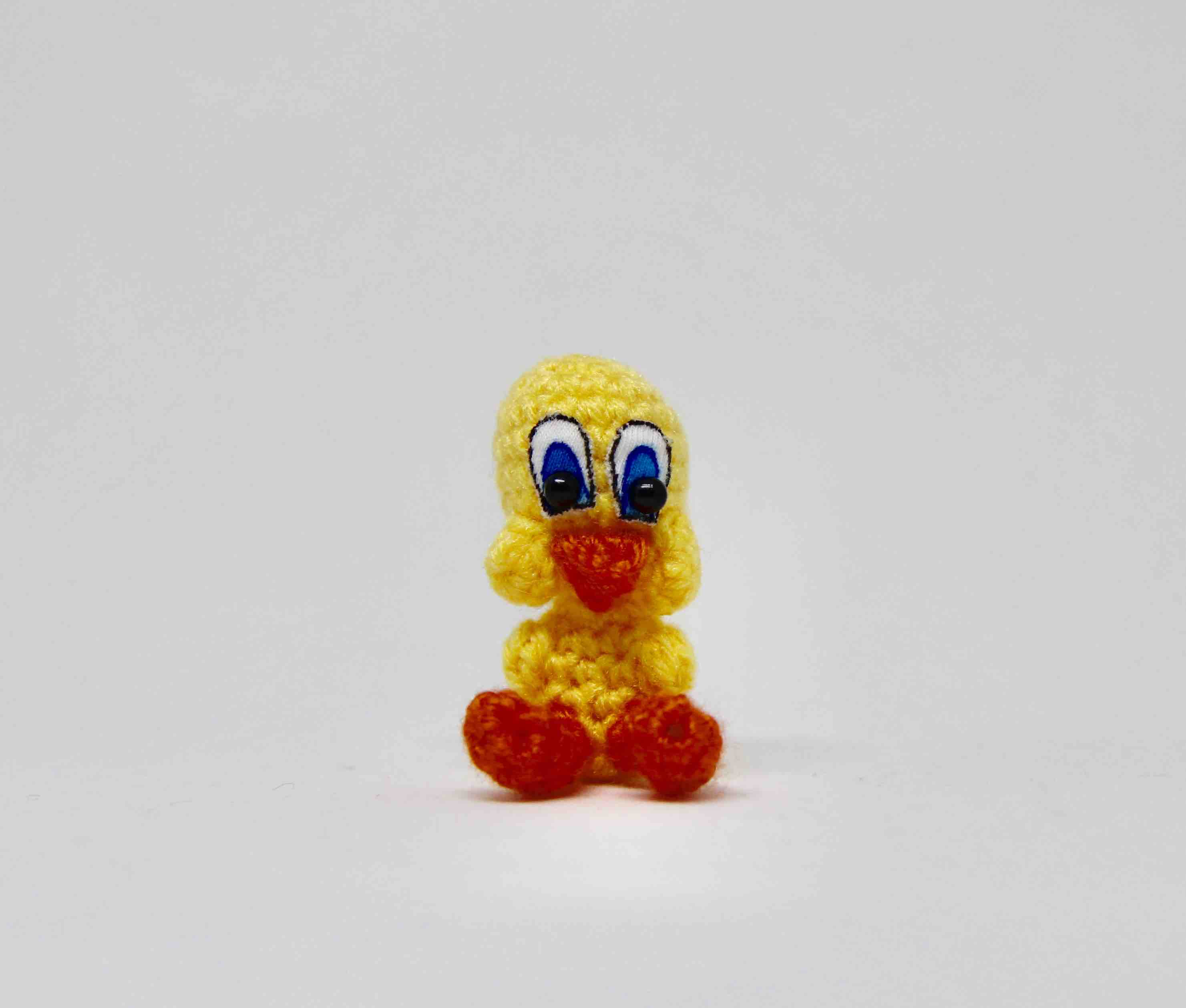 Tweety Bird | Pokemon crochet pattern, Tweety, Crochet patterns | 2518x2962
