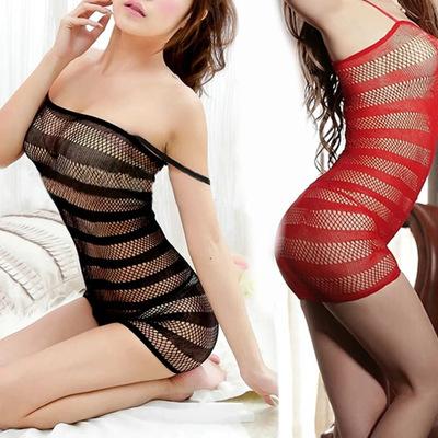 5af05676cc80e6 Brand new sexy lingerie swimsuit fishnet sex toys bodysuit body stocking  dress nightwear underwear sandy beach