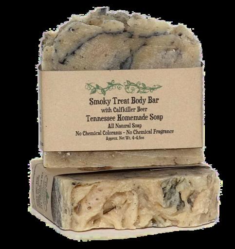 Smoky Treat Body Bar · Tennessee Homemade Soap · Online