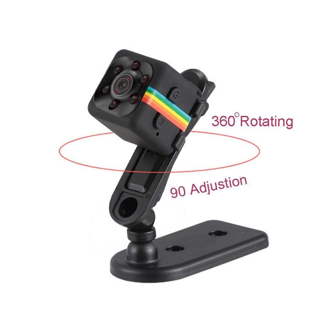 1080P HD Mini Security SpyCamera Motion Detection VideoRecorder cam Night Vision