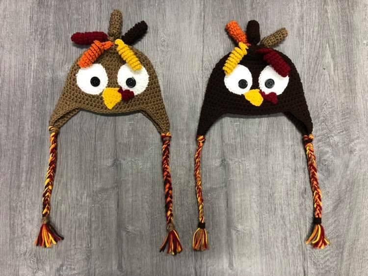 4400af2077b Turkey Hat · Kat s Krafts · Online Store Powered by Storenvy