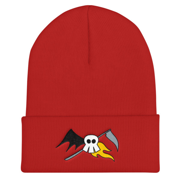 Spook Buggy Volume 2 - Cuffed Beanie · Day Job Etc · Online Store ... 37e546f8e
