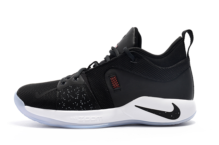 "71482f179081 Nike PG 2 ""Taurus"" Black Black-White-Solar Red For Sale Authentic ..."