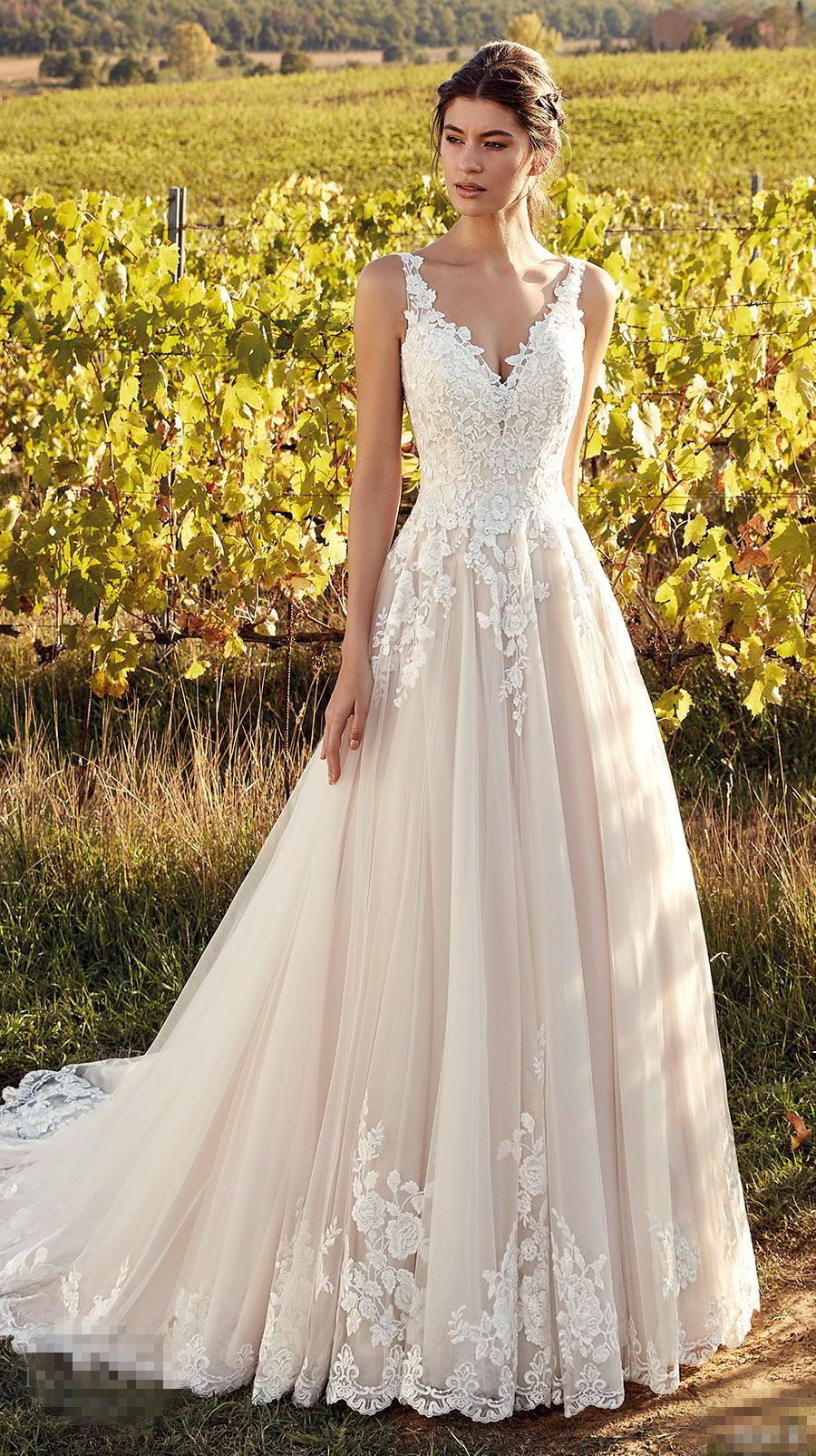 Pretty Lace Wedding Dresses