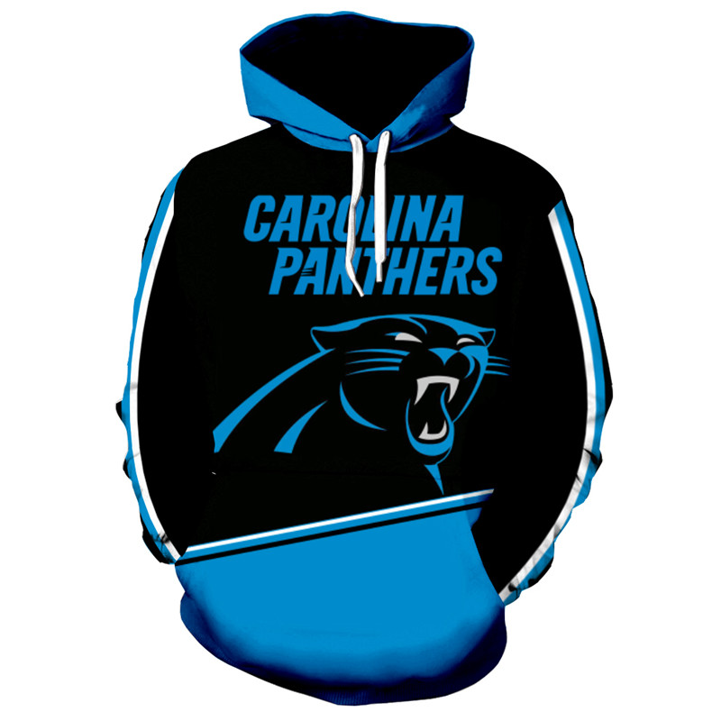 wholesale dealer 88bfb 05770 Carolina Panthers NFL Football Team Hoodie Special Edition from SportsMegas