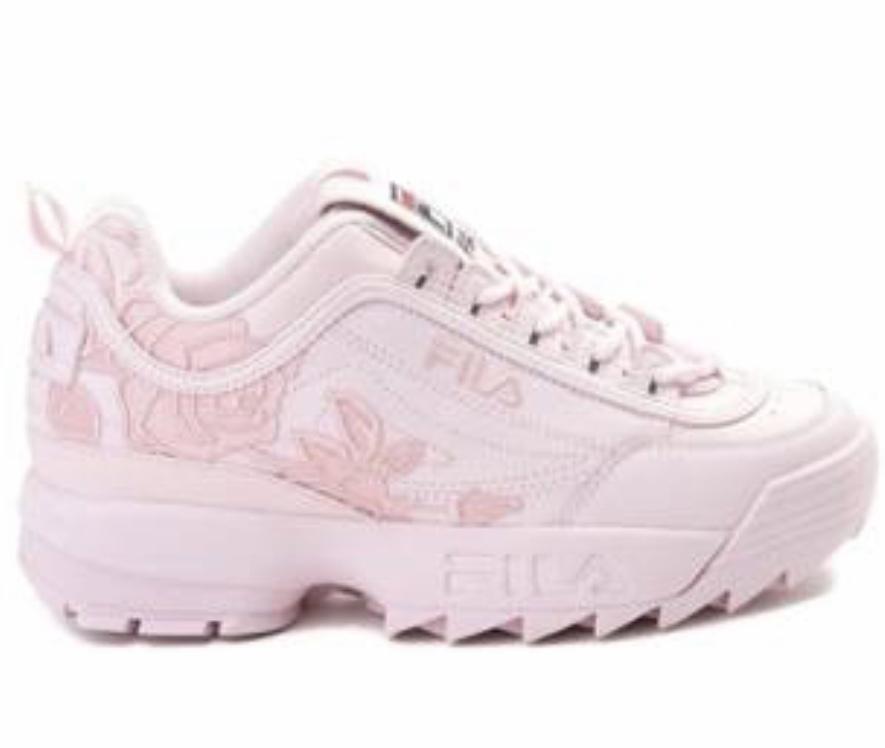 fila runners pink